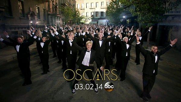 ellen-degeneres-leads-flashmob-in-2014-oscars-promo