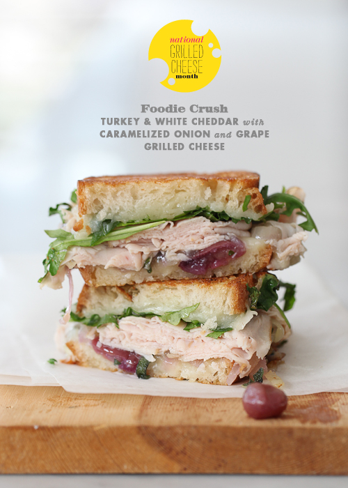 FoodieCrush-Turkey-White-Cheddar-Grilled-Cheese