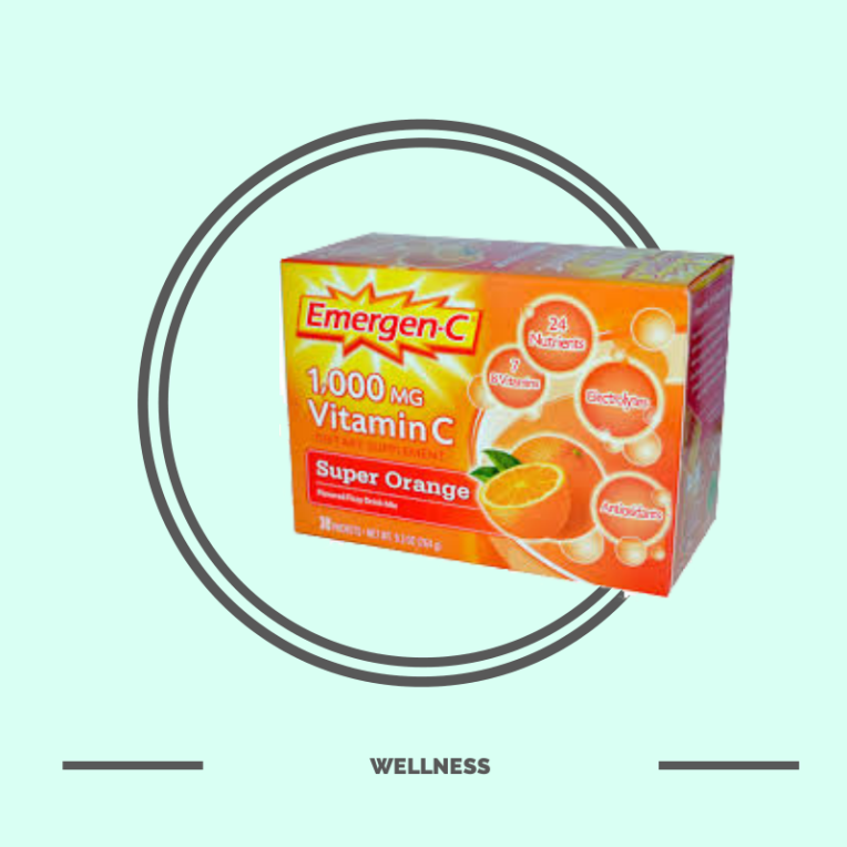 emergen-c vitamin c pack
