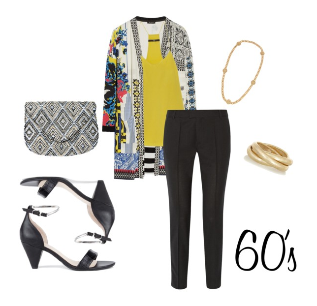 60's outfit